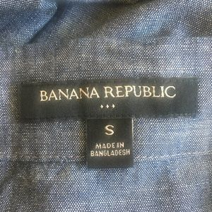 Banana Republic Tops - 🦋Banana Republic Chambray Top